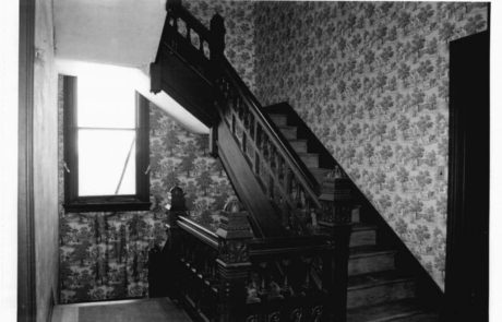 2nd story stairs