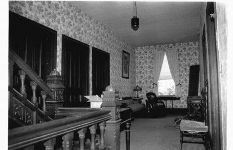 Second story hall