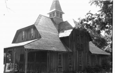 Stables and carriage house