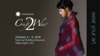 Smithsonian Craft2Wear Show 2019