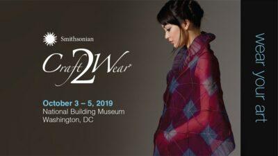 Smithsonian Craft2Wear Show 2019