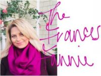 How to Wear an Infinity Scarf Frances Fannie