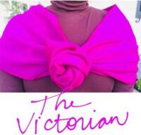 How to Wear an Infinity Scarf Victorian